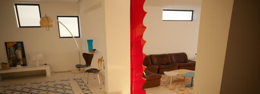 Intérieur design au Maroc à Moulay-Bousselham   Vilabea