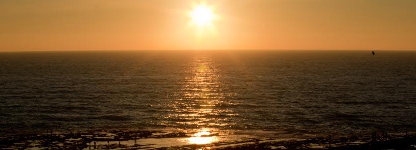 Moulay-Bousselham, coucher de soleil | Vilabea